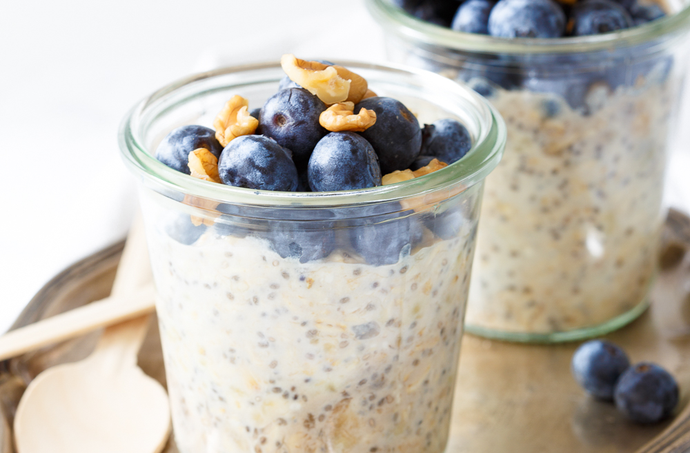 Basisrecept: overnight oats