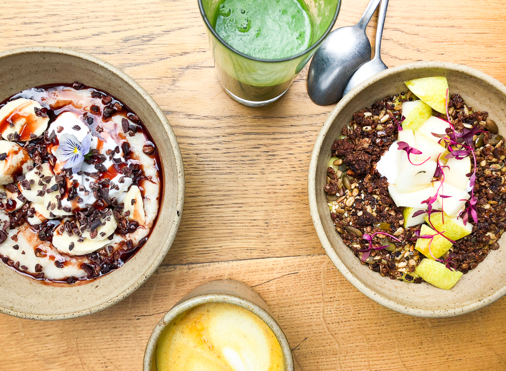 26 grains londen ontbijt restaurant