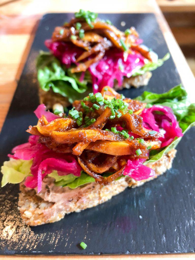 Wild food cafe londen gezond restaurant hotspot