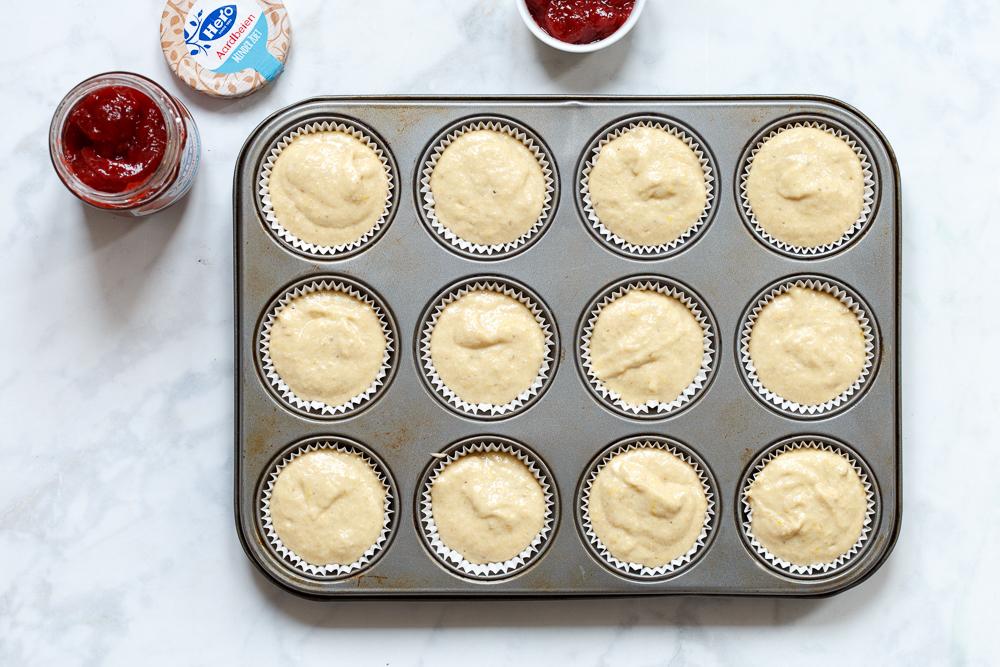Aardbei-bananenbroodmuffins (+5x moederdagontbijt inspiratie!)