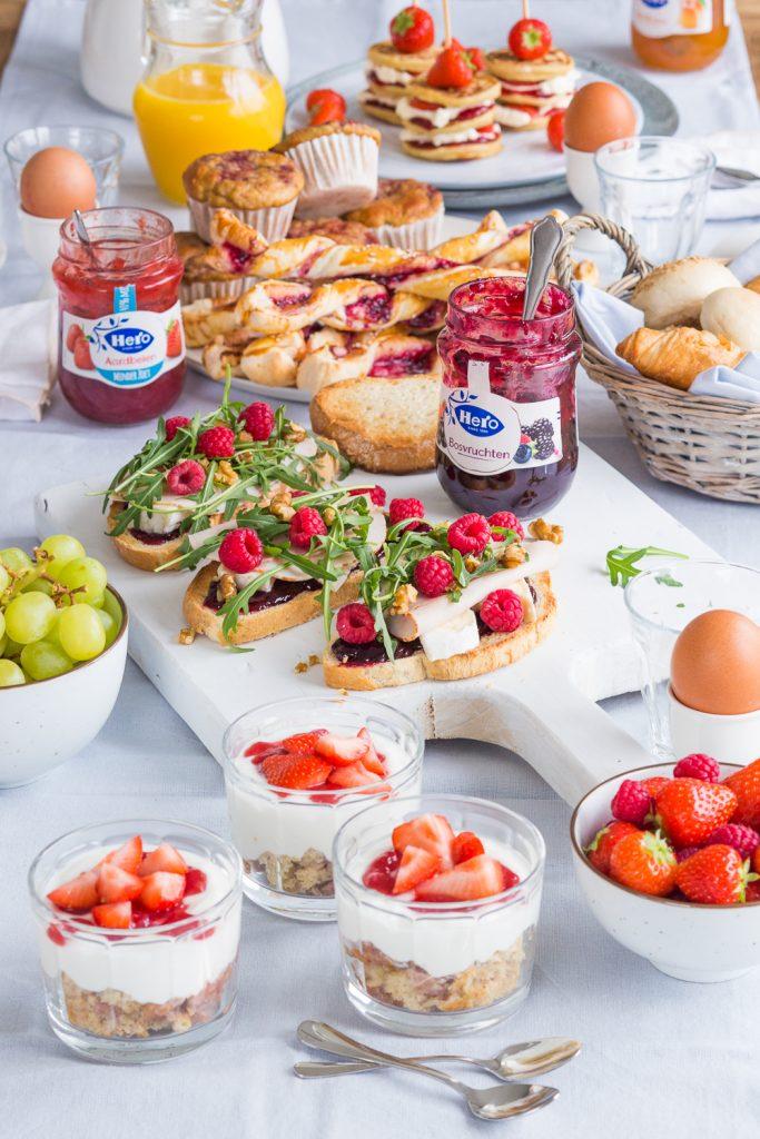 Moederdag ontbijt inspiratie