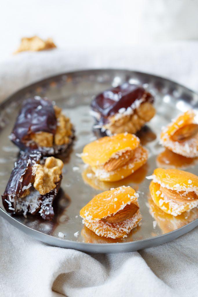 Makkelijke zoete snacks zonder toegevoegde suikers