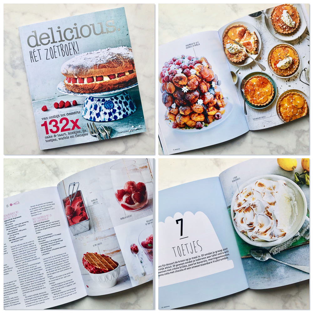 Review Delicious Zoetboek