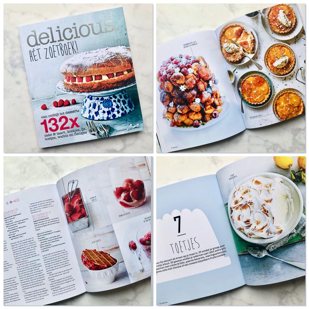 Review Delicious Zoetboek