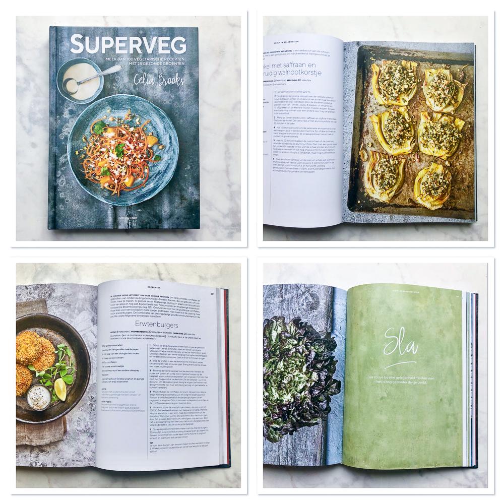 REVIEW SUPERVEG - CELIA BROOKS