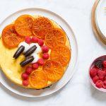 Epic Oreo-brownie meets sinaasappelcheesecake