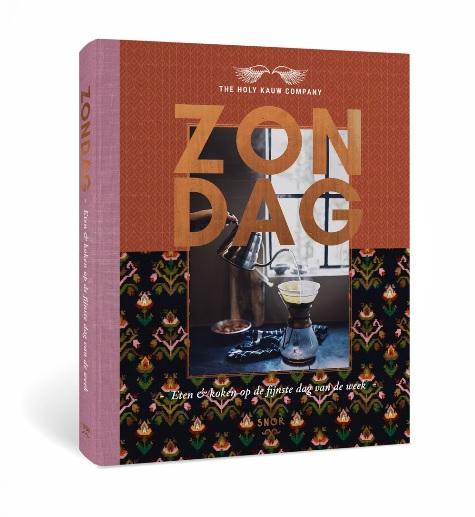 Review kookboek ZONDAG holy kauw company