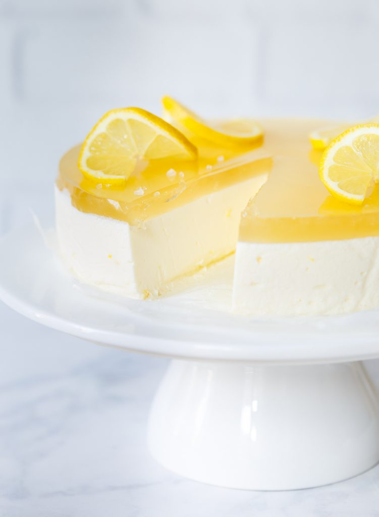 Tequila cheesecake