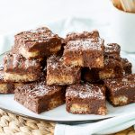 Bounty brownies