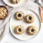 Ontbijttulbandjes met cranberry's en pecannoten